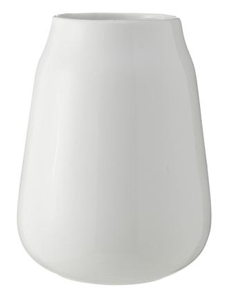 Vase blanc de chez Hema