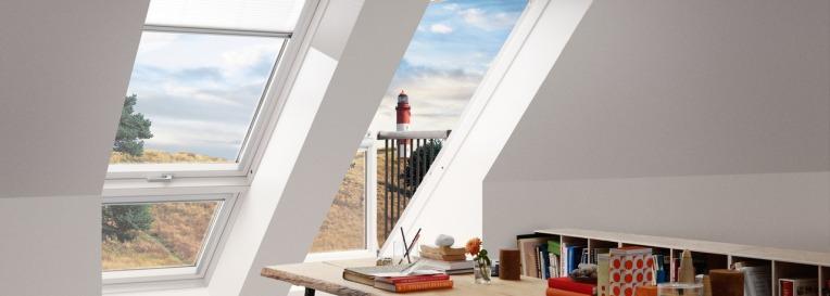 Velux fenêtre de toit sur http://www.velux.fr/